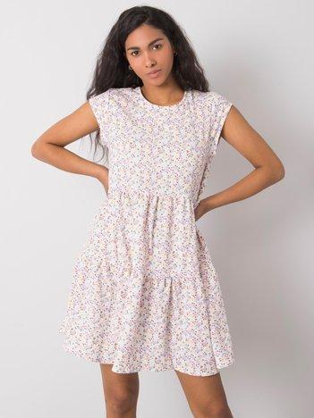 Biała sukienka oversize Eve STITCH & SOUL