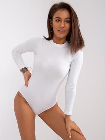 Białe body Monique
