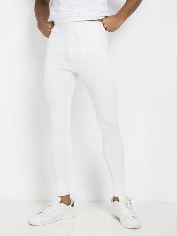 Białe kalesony męskie