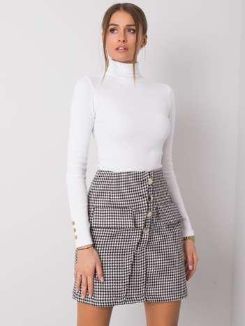 Biało-czarna spódnica Dorianna RUE PARIS