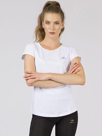 Biały damski t-shirt TOMMY LIFE
