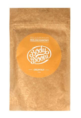 Bielenda Body Boom Peeling kawowy do ciała - Grejpfrut 100 g