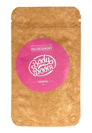 Bielenda Body Boom Peeling kawowy do ciała - Original 30 g