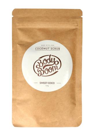 Bielenda Body Boom Peeling kawowy do ciała - Sweet Coco 100 g