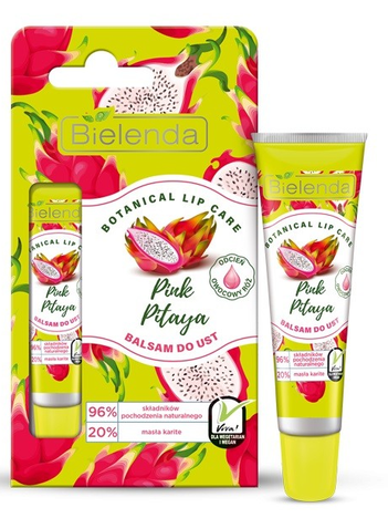 Bielenda Botanical Lip Care Pink Pitaya Balsam do ust 10 g