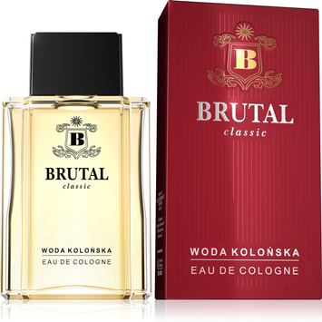 "Brutal Classic Woda kolońska  100ml"""