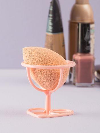 Brzoskwiniowa gąbeczka do makijażu