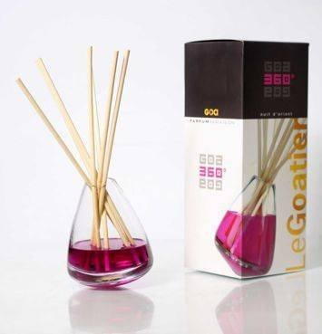 CLEM-GOA Dyfuzor zapachowy 360° 250 ml - Noc Orientu