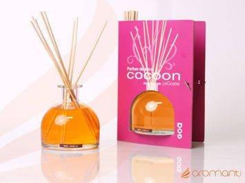 CLEM-GOA Dyfuzor zapachowy COCOON 250 ml - Miód z wanilią