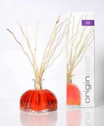 CLEM-GOA Dyfuzor zapachowy ORIGIN 250 ml - Ambra z szafranem