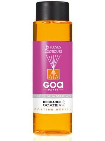 CLEM-GOA Zapas do dyfuzora zapachowego  250 ml - Egzotyczne zapachy