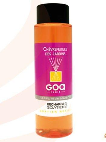 CLEM-GOA Zapas do dyfuzora zapachowego  250 ml - Kapryfolium