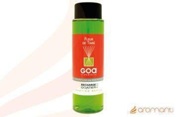 CLEM-GOA Zapas do dyfuzora zapachowego  250 ml - Kwiat tiary