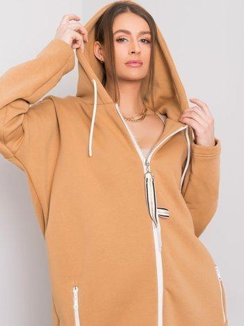 Camelowa bluza Stunning