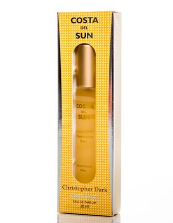 Christopher Dark Costa del sun Woda Perfumowana 20 ml