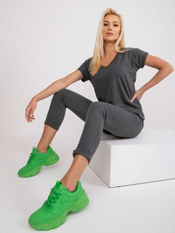 Ciemnoszare spodnie Approachable
