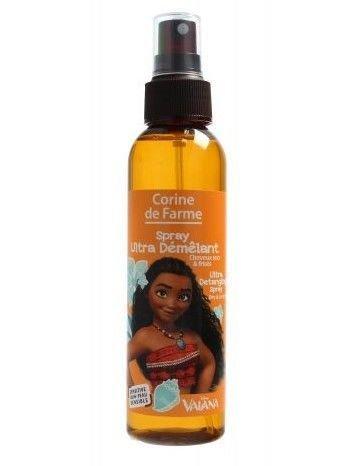 Corine de Farme Spray do włosów ułatwiający rozczesywanie Vaiana  150 ml