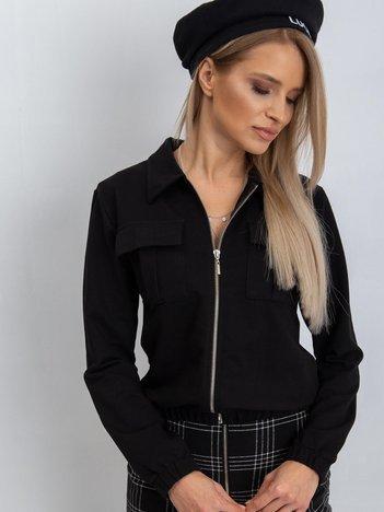 Czarna bluza Madison