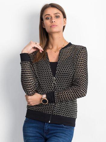 Czarna bluza Masterminded