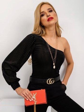 Czarna bluzka Alisha