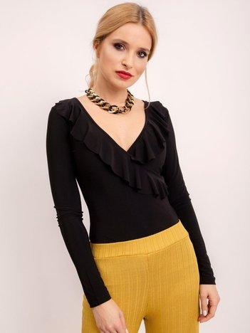 Czarna bluzka Clarice