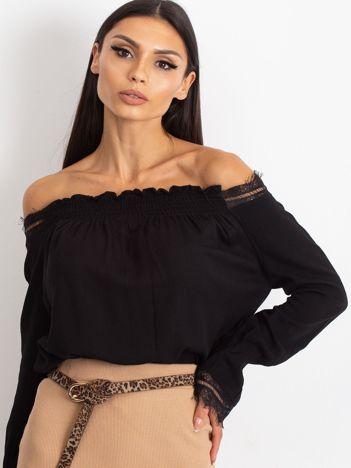 Czarna bluzka Remady