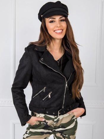 Czarna kurtka Laney