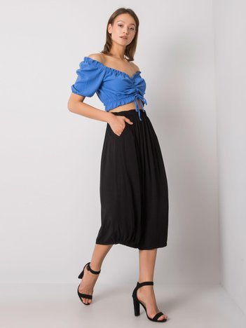 Czarna spódnica Avriel