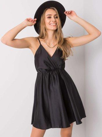 Czarna sukienka Audrey OCH BELLA