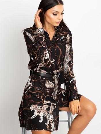 Czarna sukienka Beverly