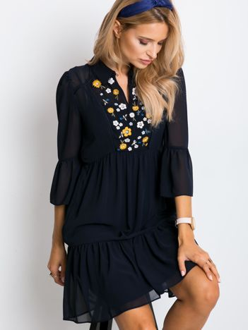 Czarna sukienka Blaire