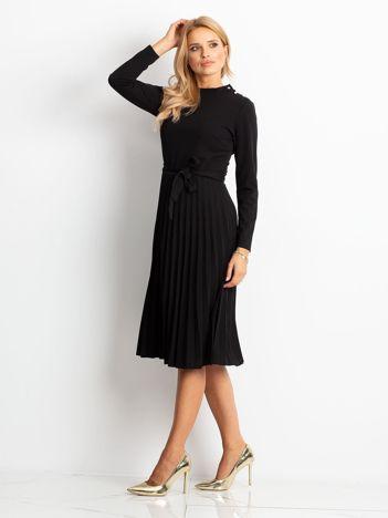 Czarna sukienka Eternal