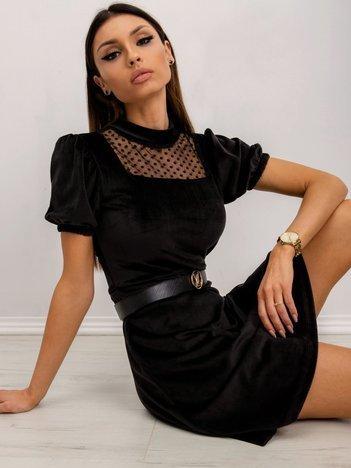 Czarna sukienka Hottie