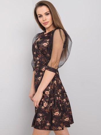 Czarna sukienka Jolene