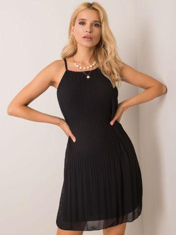 Czarna sukienka Letitia SUBLEVEL