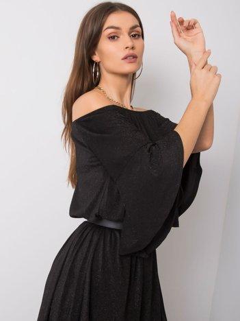 Czarna sukienka Maia OCH BELLA