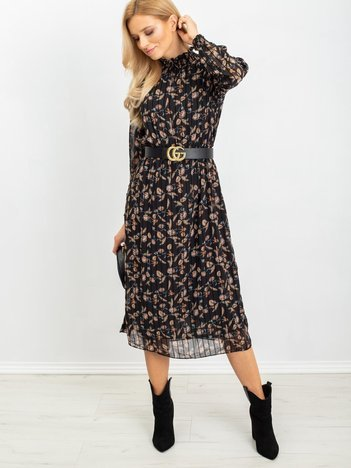 Czarna sukienka Marbella