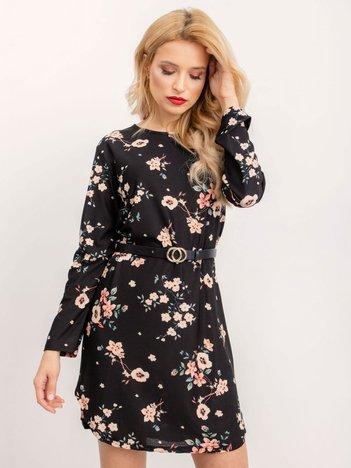 Czarna sukienka Ohio