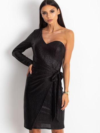 Czarna sukienka Party