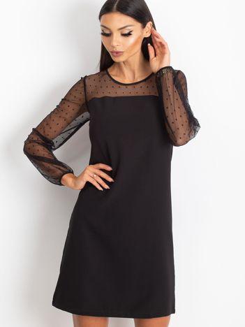 Czarna sukienka Vanity