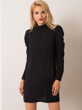 Czarna sukienka Vinnie RUE PARIS