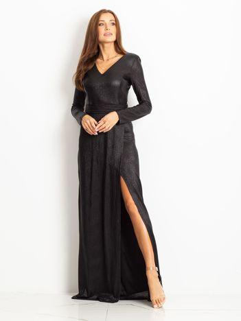 Czarna sukienka Wish
