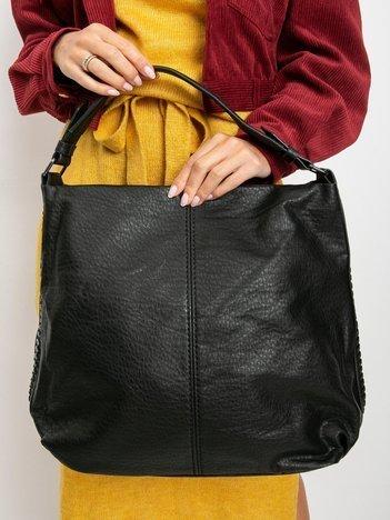Czarna torba damska