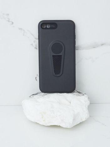 Czarne etui na iPhone 7G/8G Plus