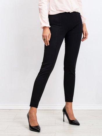 Czarne spodnie Grace