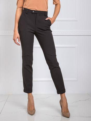 Czarne spodnie Kelly RUE PARIS