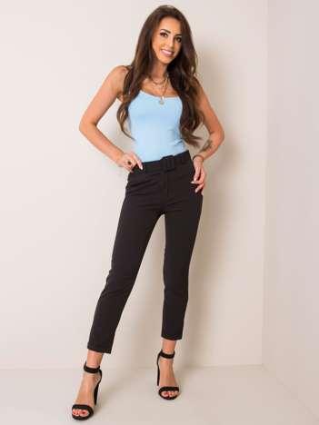 Czarne spodnie Melissa