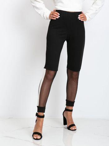 Czarne spodnie Melody