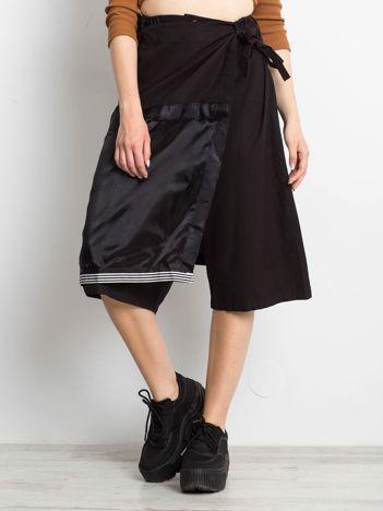 Czarne spodnie Rebirth