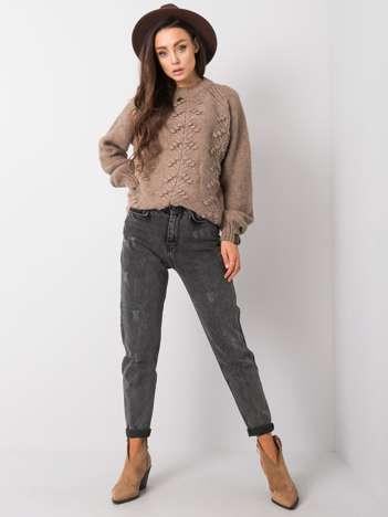 Czarne spodnie Riley RUE PARIS